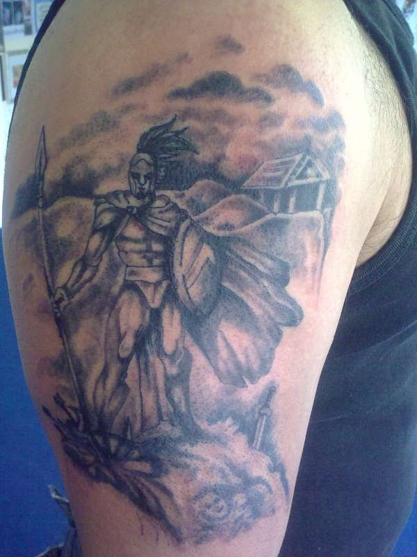 spartan tattoos designs ideas and meaning tattoos for you