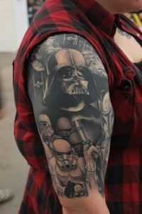 Star Wars Tattoos Designs