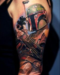 Star Wars Tattoos Pictures