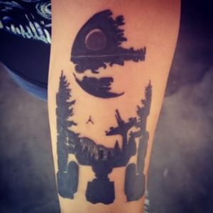 Star Wars Tattoos Simple