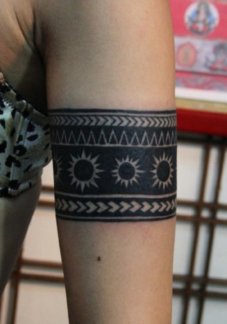 c2d76aaf0a9fb Armband Tattoos Designs, Ideas and Meaning | Tattoos For You