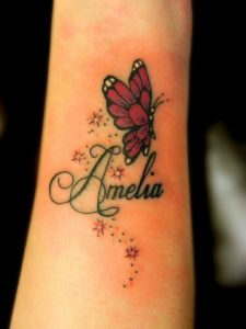 Tattoo Baby Names