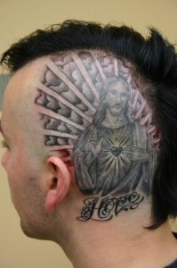 Tattoo Head