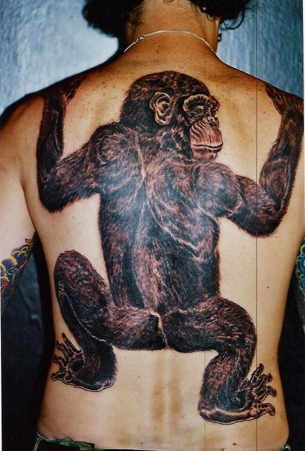 Small Funny Tattoo Ideas: Monkey Tattoos Designs, Ideas And Meaning
