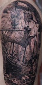 Tattoo Ship