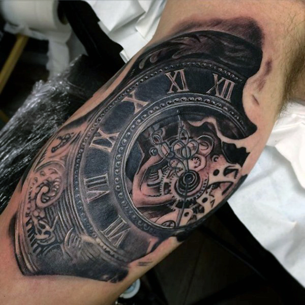 steampunk tattoos designs ideas and meaning tattoos for you. Black Bedroom Furniture Sets. Home Design Ideas
