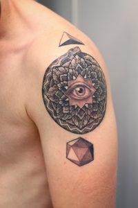 Tattoo Third Eye