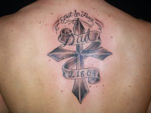 Tattoo for Dad