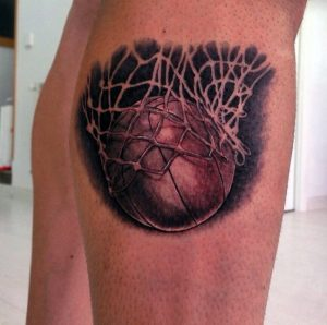 Tattoos Basketball