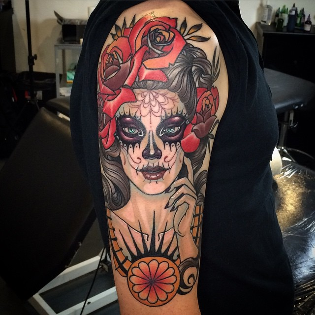 Chicano Tattoos Designs Ideas Meaning