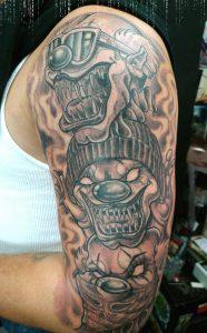 Tattoos Chicanos