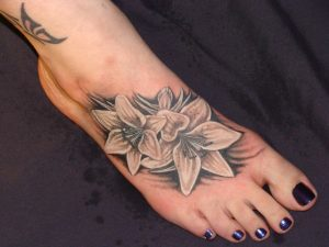 Tattoos Feet