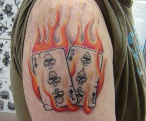 Tattoos Fire