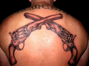 Tattoos Guns