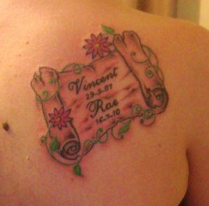 Tattoos Scrolls