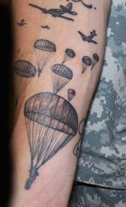 Tattoos in The Army