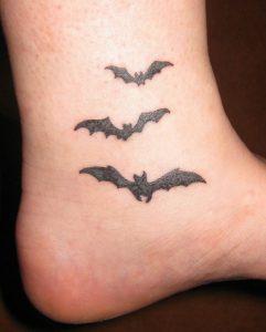 Tattoos of Bats