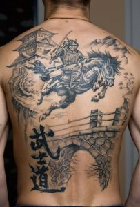 Tattoos of Warriors