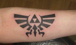 The Legend of Zelda Tattoos