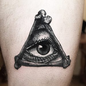 Third Eye Tattoo