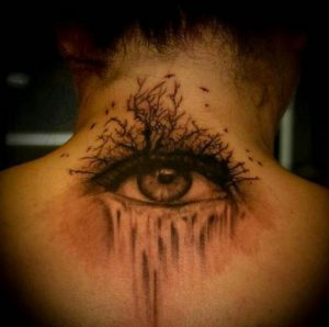 Third Eye Tattoo Designs
