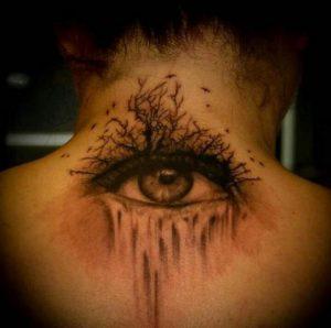 Third Eye Tattoo Designs