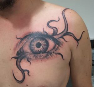Third Eye Tattoo Images