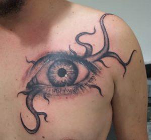 Third Eye Tattoo Images