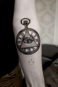 Third Eye Tattoo Pictures