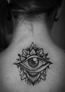 Third Eye Tattoos