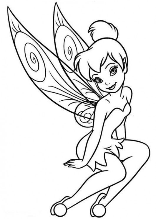 Tinkerbell Tattoos Designs Ideas
