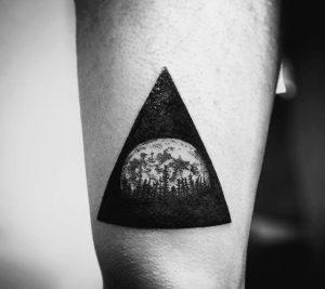 Triangle Tattoo Designs