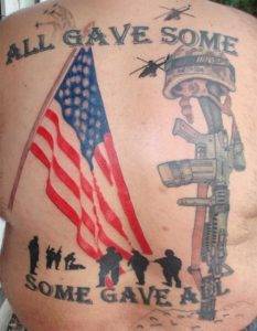 US Army Tattoos