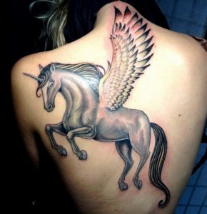 Unicorn Tattoos Designs