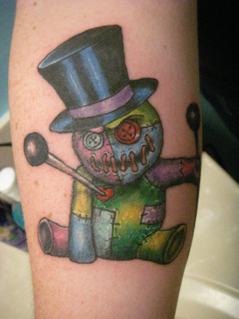 Voodoo tattoos Designs, Ideas and Meaning | Tattoos For You