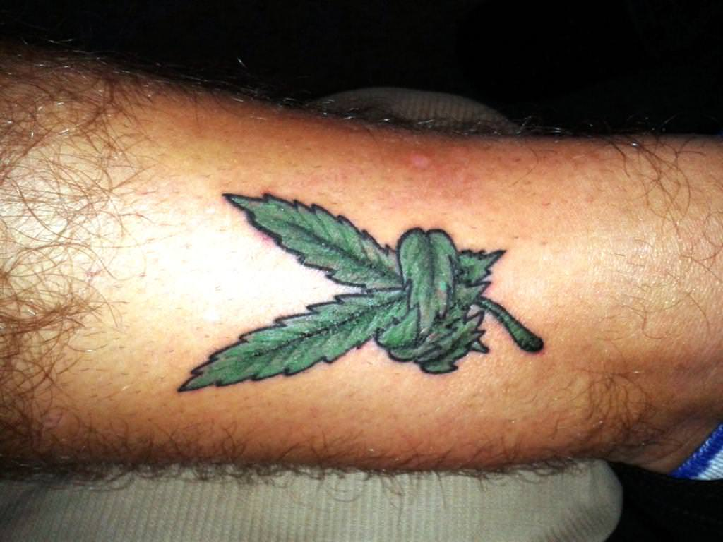 Weed Tattoos Designs, Ideas and Meaning | Tattoos For You