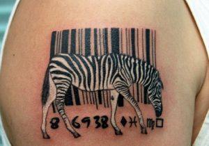 Zebra Tattoo Designs
