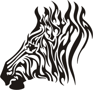zebra tattoos designs ideas and meaning tattoos for you