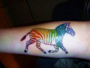 Zebras Tattoos