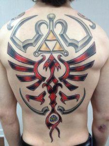 Zelda Tattoo Designs
