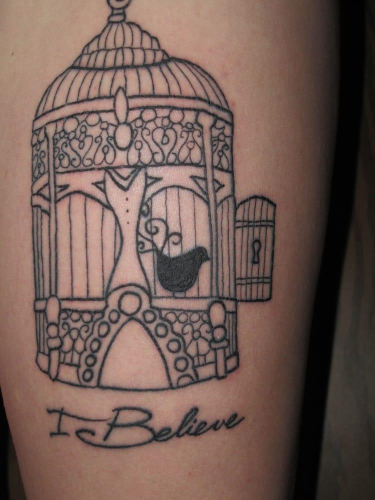 Bird Tattoo Draw