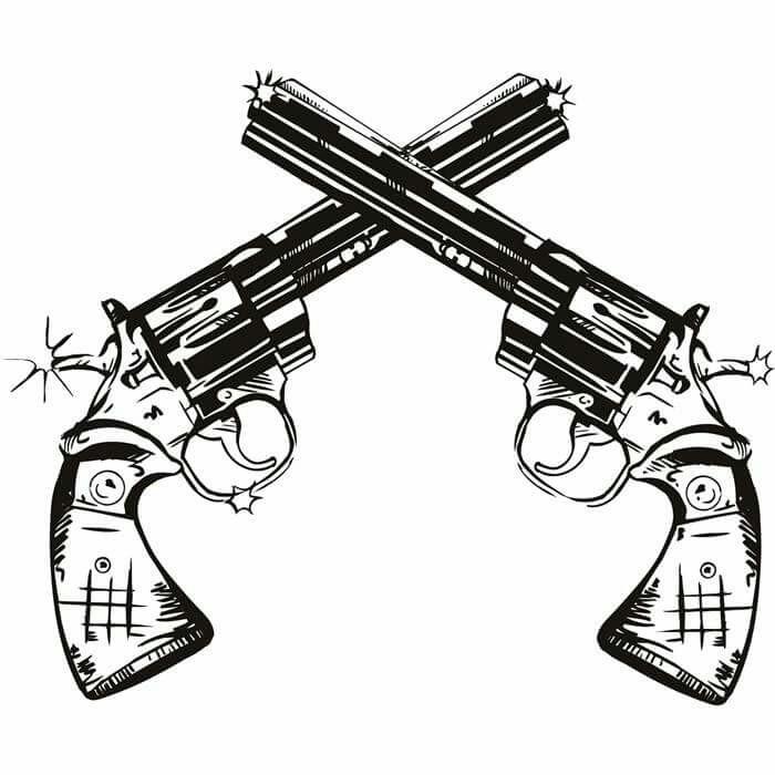 Gun Tattoos Meanings Designs And Ideas: Gun Tattoos Designs, Ideas And Meaning