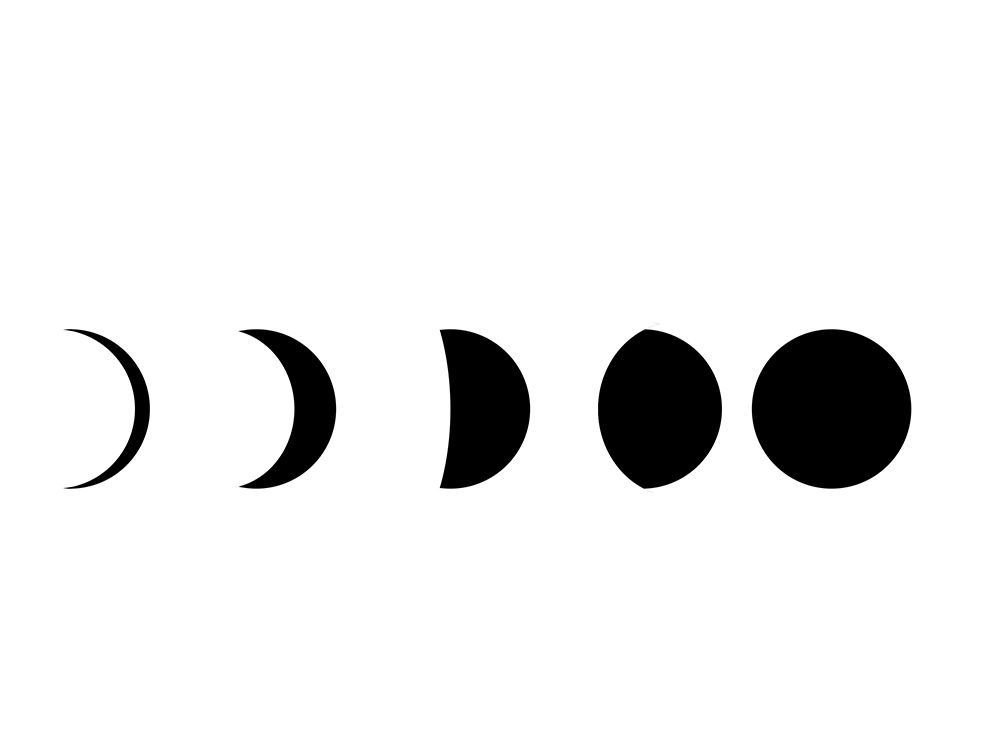 Moon Phases Tattoos Designs Ideas And Meaning Tattoos For You