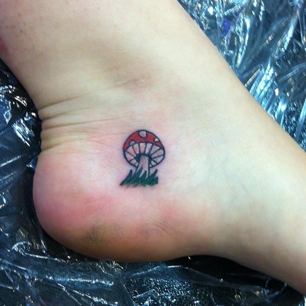 1ba4b83ff Mushroom Tattoos Designs, Ideas and Meaning | Tattoos For You