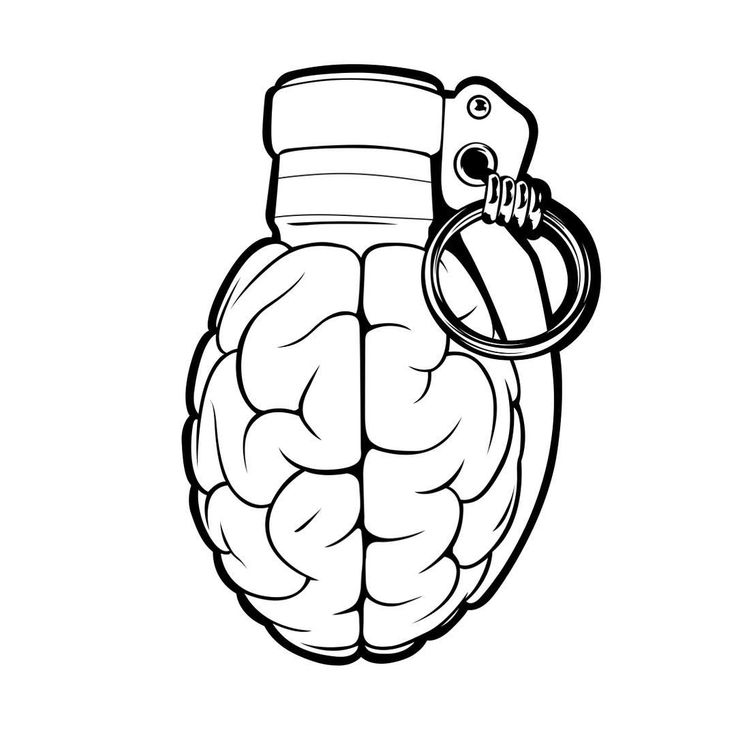 Tattoo Ideas Easy To Draw: Grenade Tattoos Designs, Ideas And Meaning