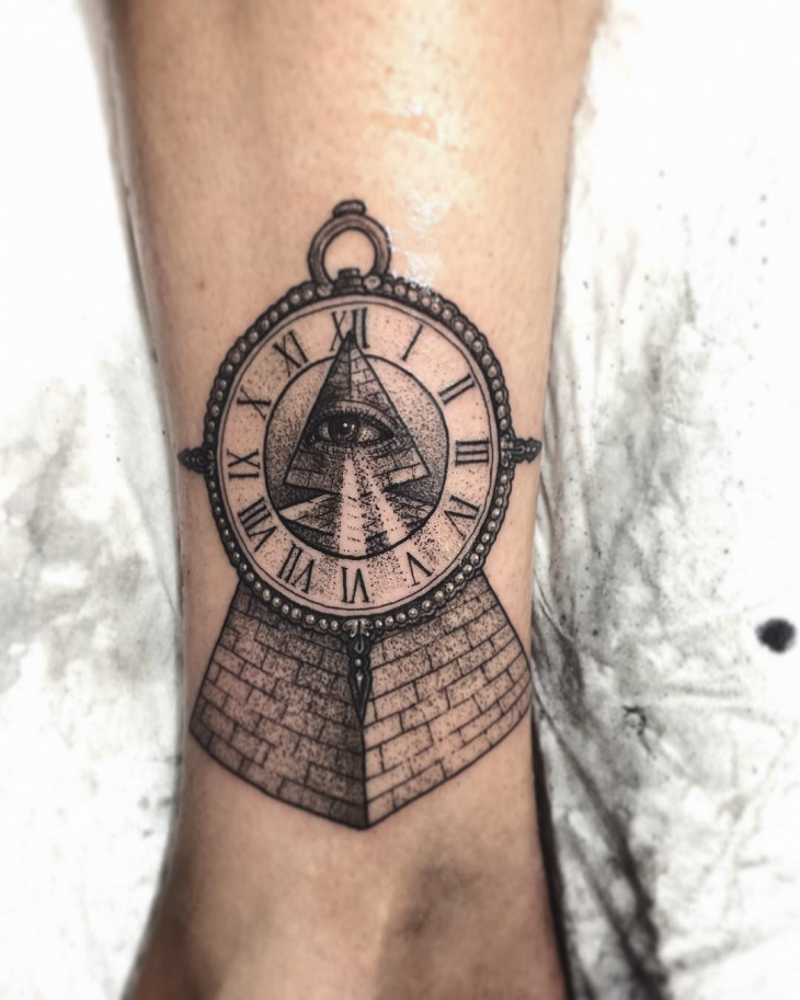 Tatto Design: Pyramid Tattoos Designs, Ideas And Meaning