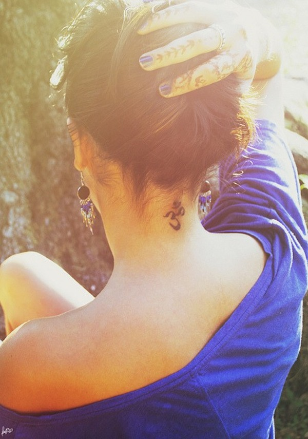 Small Neck Tattoos Designs, Ideas and Meaning | Tattoos For You