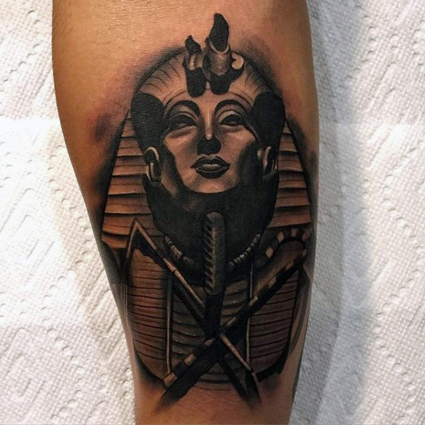 pharaoh tattoos designs ideas and meaning tattoos for you. Black Bedroom Furniture Sets. Home Design Ideas