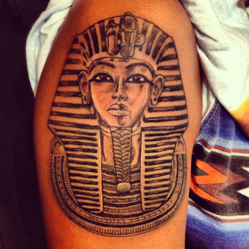 Pharaoh Tattoos Designs, Ideas And Meaning