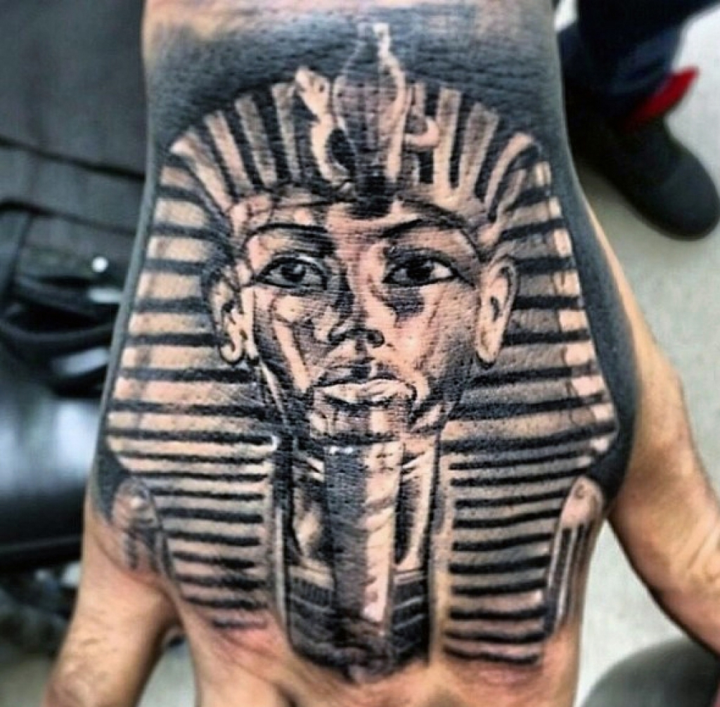Pharaoh Tattoos Designs, Ideas and Meaning | Tattoos For You